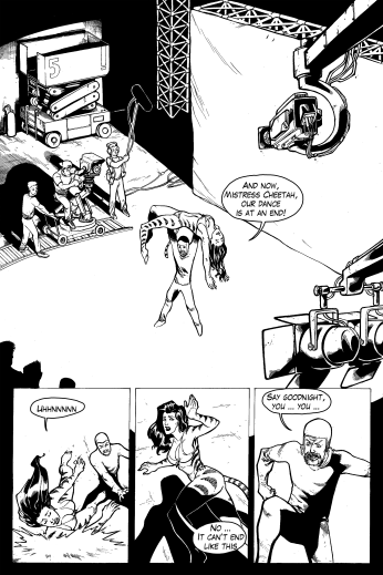 Vengeance, Nevada Issue #3 Page 13