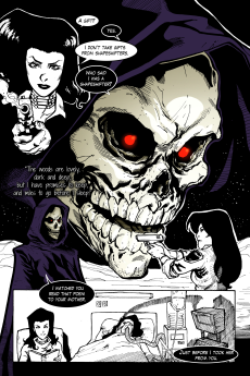 Vengeance, Nevada Issue 2, Page 18