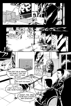Vengeance, Nevada Issue #3 Page 20