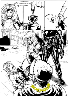 Vengeance, Nevada Issue #1 Page 18