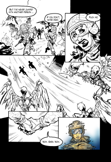 Vengeance, Nevada Issue #3 Page 6