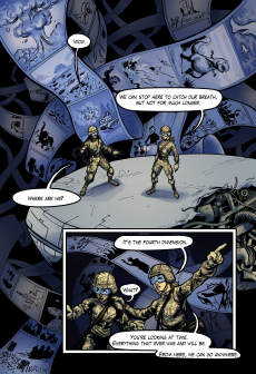 Vengeance, Nevada Issue #3 Page 7
