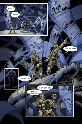 Vengeance, Nevada Issue #3 Page 9